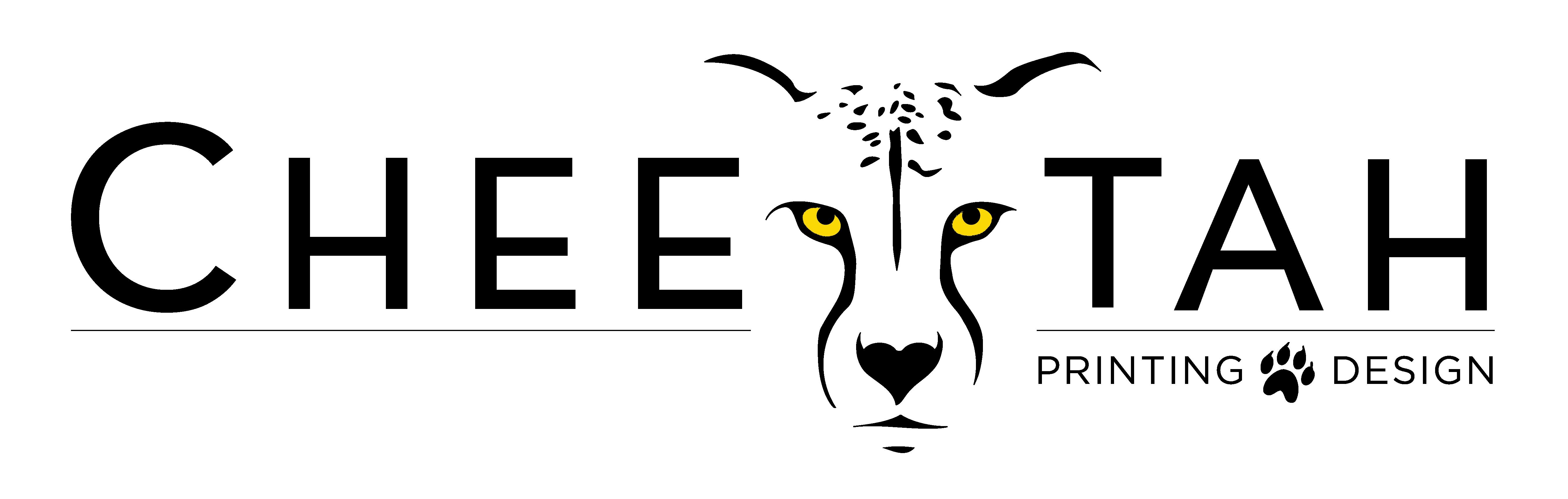 Cheetah Printing Logo