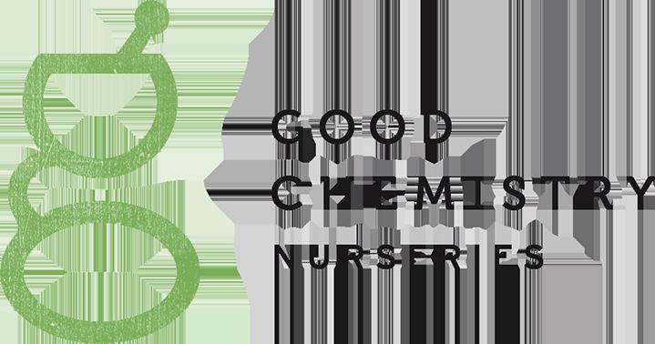 Good Chemistry Nurseries Logo