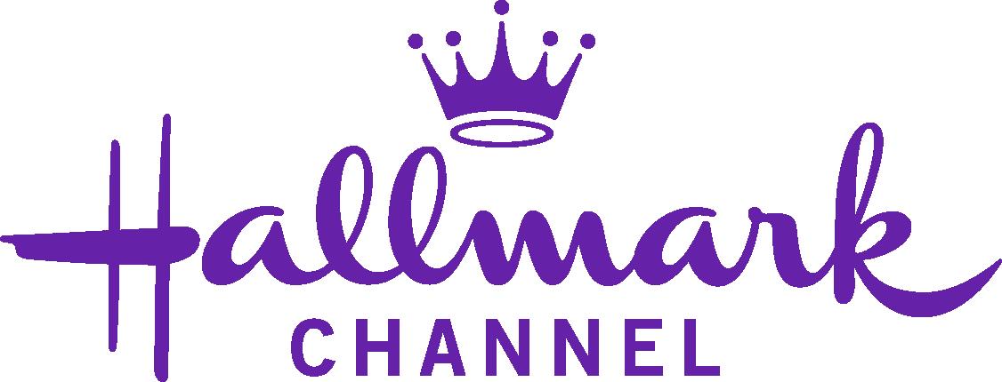 Hallmark Channel Plum Logo with Crown
